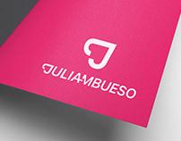 JuliaMBueso - Identidad Corporativa