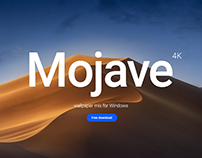 Apple Mojave Wallpaper mix for Windows 4K FREE