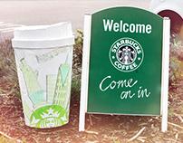 Packaging Design for Starbucks Coffee