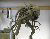 Alien Queen hybrid