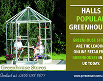 Halls Popular Greenhouses | 800 098 8877 | greenhousest