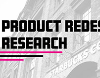 Starbucks Redesign UX Research