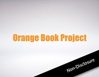 Orange Book Project - Web Application