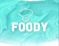 Foody | Web & UX / UI Design