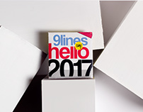 9lines New Year Giveaway