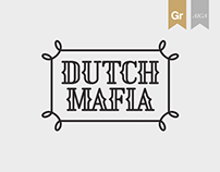 Dutch Mafia Font & Icon Set