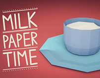 Milk Paper Time