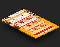 Pizza Paulistana - Landing Page