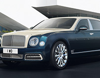 Modern architecture and clear shapes – Bentley