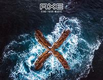 Advertising AXE