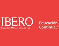 Educación Continua - Universidad Iberoamericana