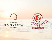Cachaça da Quinta + Festival Frutos do Mar