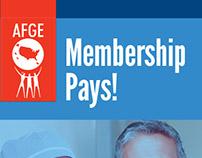 AFGE organizing brochure