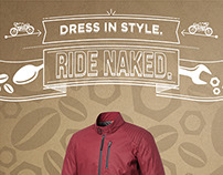 Tucano Urbano / Dress for Naked