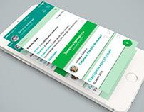 Медицинское информационное приложение Momis