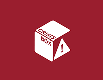 Crisis Box Logo Design
