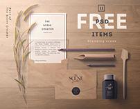 FREE PRE-MADE PSD SCENE CREATOR