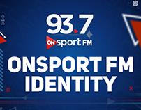 OnsportFM Identity