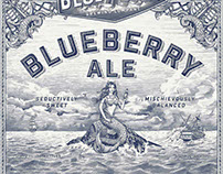 Blue Point Brewery- Blueberry Ale