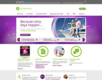 GE Capital Direct UK Website & Mobile App