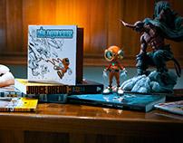 Kid Aquarius (3D Character & Film)
