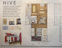 HIVE- a senior/mentor center
