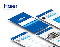 Haier: IoT App - iOS