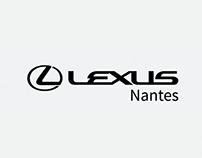 Lancement du NX 300H Lexus Nantes