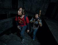 The Last of Us: Ellie & Joel