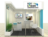 UAE Cancer Congress Booth 2018
