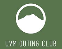 UVM Outing Club Branding