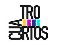 Cuatro Cuartos Redesign Logo