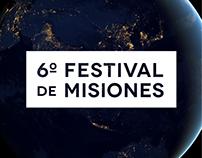 6ᴼ Festival de Misiones