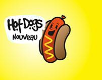 Hot Dogs Nouveau