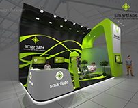 SmartLabs, exhibition stand