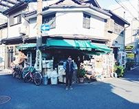 About Osaka & Kyoto.