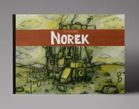 Norek - alternativní komiks