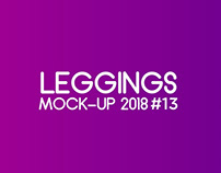 Leggings Mock-Up 2018 #13