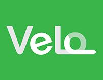 Velo company logo