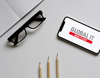 GLOBAL IT/ LOGOTYPE