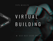 Virtual Building: Interactive website