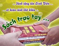Đội CTXH ĐHKT TPHCM - Tủ Sách sẻ chia 2011 - Mùa thứ I