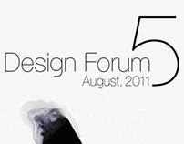 Design Forum 5