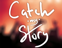 Catch My Story - Logo