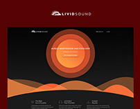 Audio Mastering Website
