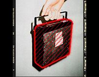 KAR X MLDNCM | Poster/Lookbook Concept Audio Systems