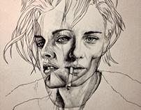 Kirsten Stewart Portrait