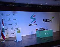 Sukleen and Sukomi Press Conference - April 2016