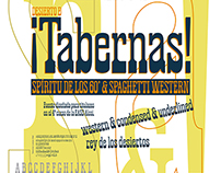 Tabernas typeface
