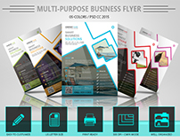 Multi-Purpose business Flyer